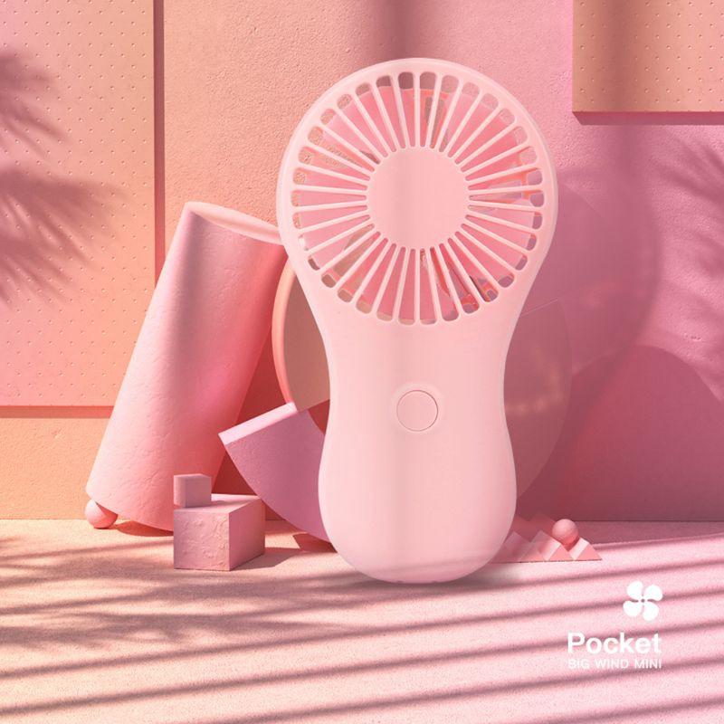 Mini Portable Pocket Fan Cool Air Hand