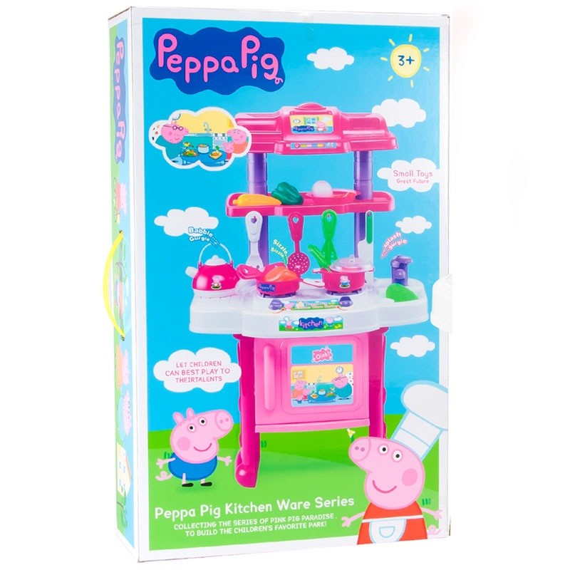 Shop8 Peppa Portable Kitchen Set