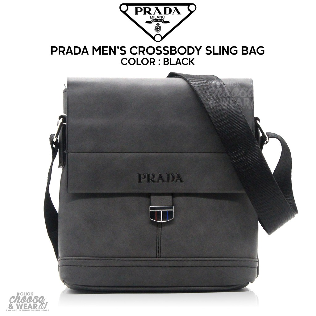 eef2104b19aa Prada Sling | Shopee Philippines