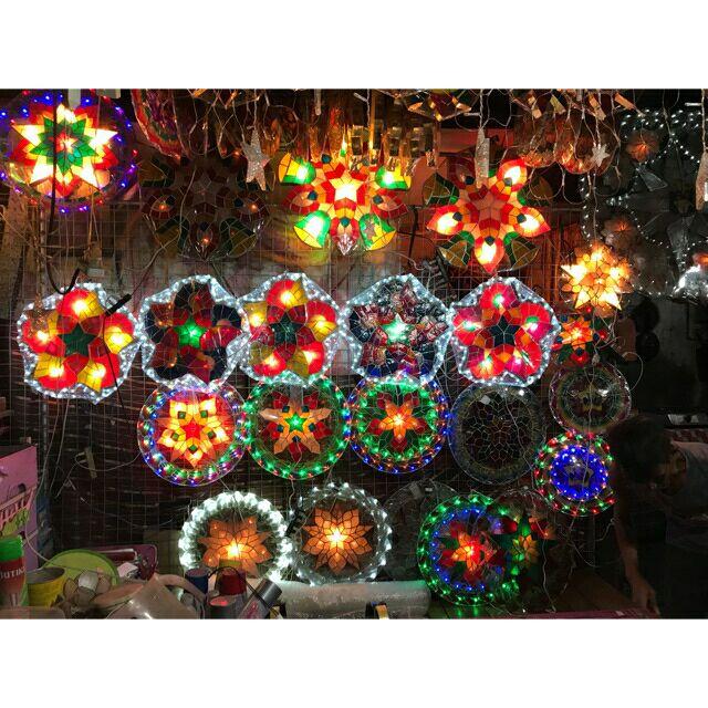 Christmas Lights In Pampanga.Cod Pampanga S Christmas Parol Made In Special Capiz Shells
