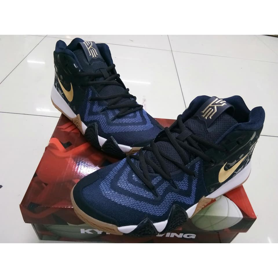 30afff63e2d6 Original NIKE KYRIE 4 Sneakers Shoes Basketball Shoes 943807 Hiking Sport