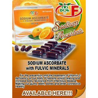 Uno 1st Health Sodium Ascorbate Ultima C