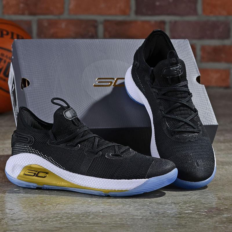 todos los días Reportero invención  100% Original Under Armour Curry 6 Men Basketball NBA Shoes | Shopee  Philippines