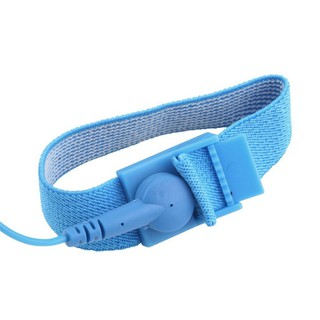 Tool Parts 1pc Anti Static Esd Wrist Strap Discharge Band Grounding Prevent Static Shock 180cm High Quality Strain Relief Accessory Tool