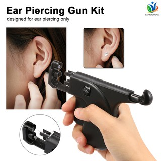 Ear Piercing Gun With Studs Tool Kit Shopee Philippines