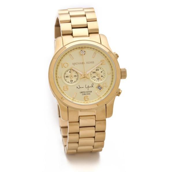 064033b61634 Michael Kors Lexington Ladies Watch MK6207