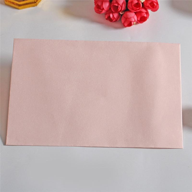 Mini Paper Window Envelopes Wedding Invitation Envelope Gift