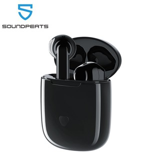 Soundpeats Truebuds True Wireless Earphones Bluetooth 5 0 Touch Control Tws Earbuds With 2600mah Charging Case 70 Hours Playtime Shopee Philippines
