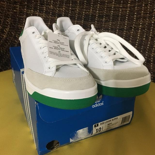 sale retailer ef3dc 5e5bd Adidas Rod Laver Super   Shopee Philippines
