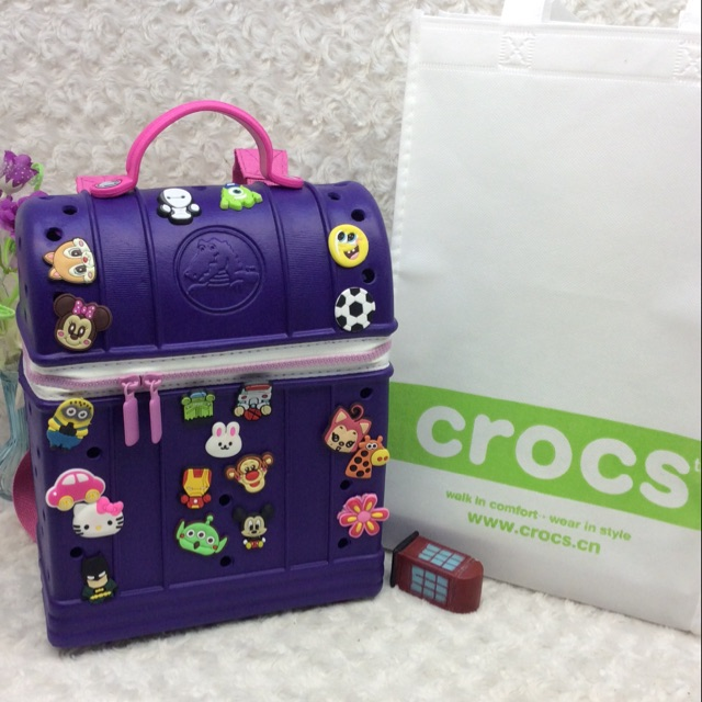 5e5ecdf86 Crocs Backpack with New Colors