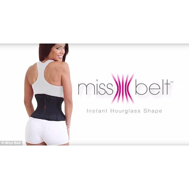 028fd2b521ef2 miss belt Adjustable waist trimmer