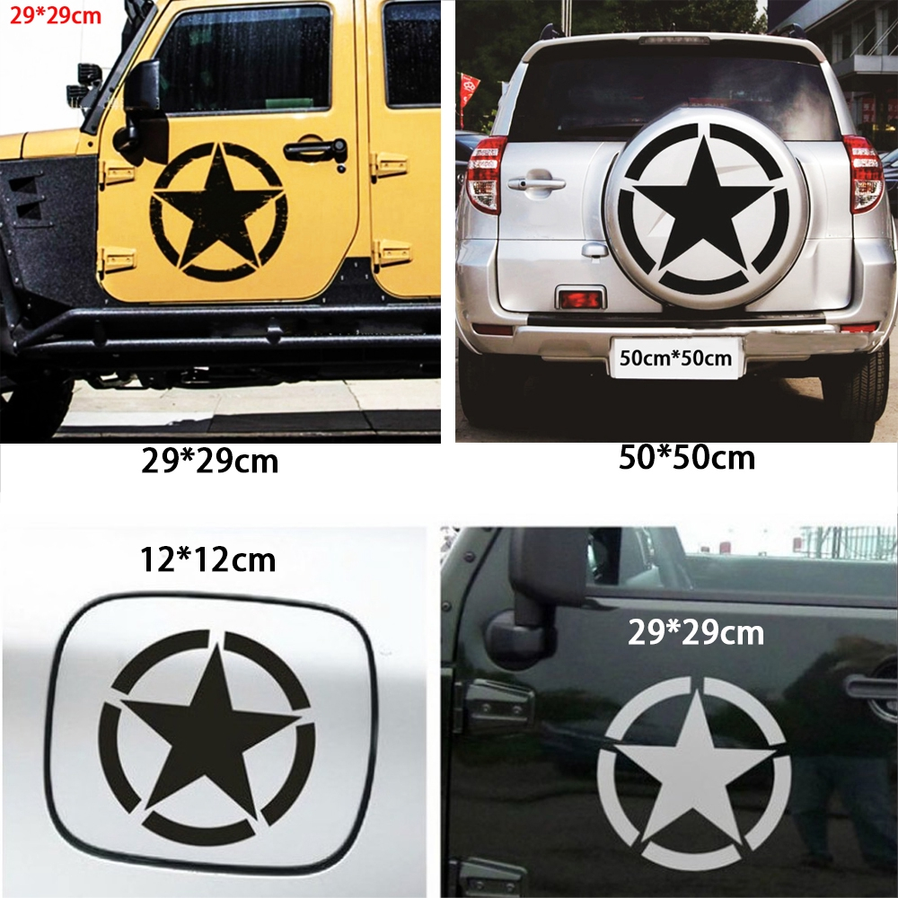 Decals removable moto personality creative car stickers