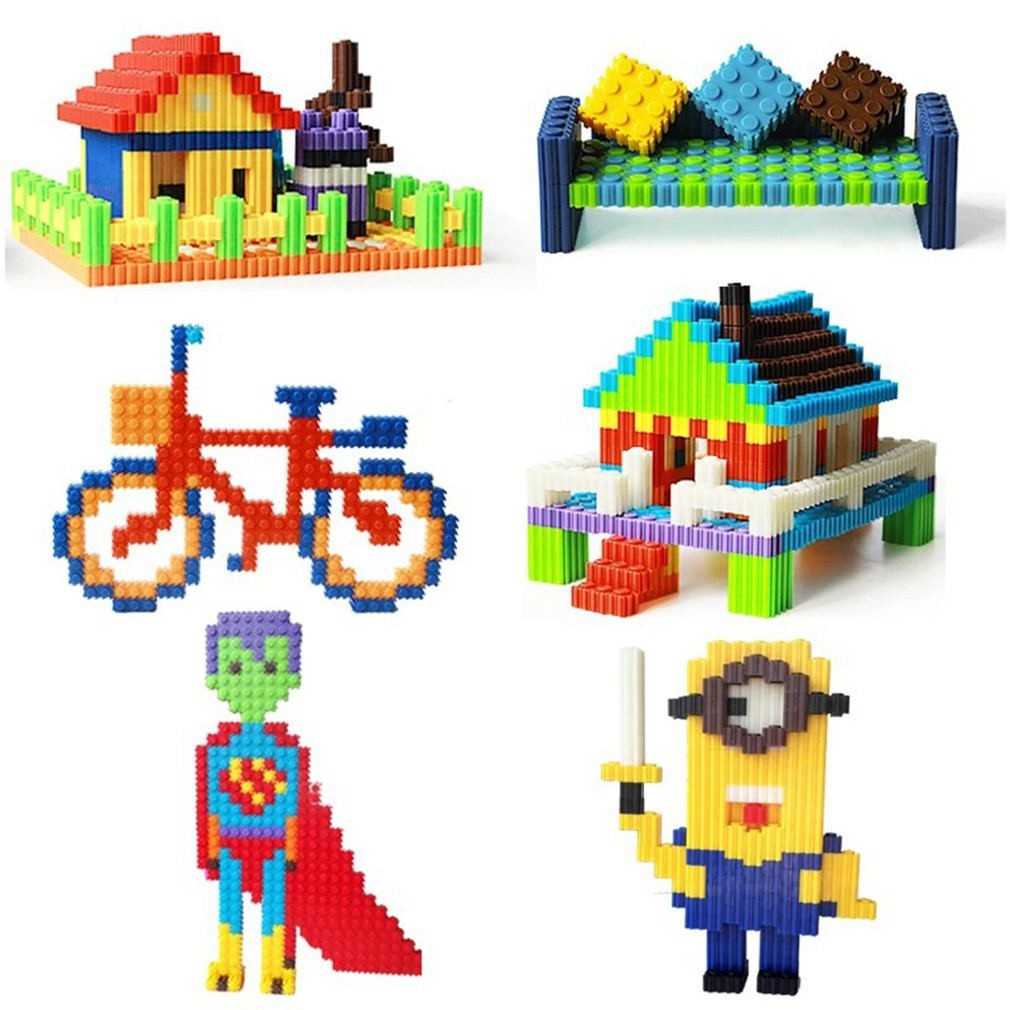 Precise 1pc Kids Castle Model Miniature Assembly Crafting Diy Educational Artwork Gifts Building Block Toy Kits For Toy Kids Gift Toys & Hobbies Architecture/diy House/mininatures