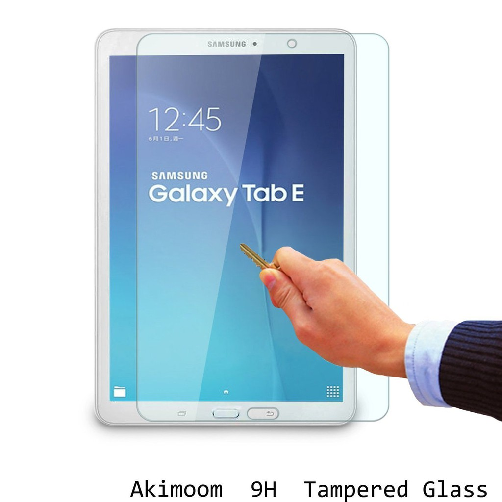 2x Gorilla Tempered Glass Screen Protector Fr Samsung Galaxy Tab E 9.6/'/' SM-T560
