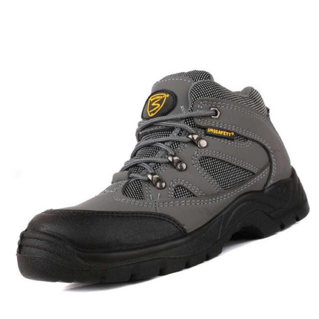 ec831e44261 SAFETY SHOES steel toe (073-G)