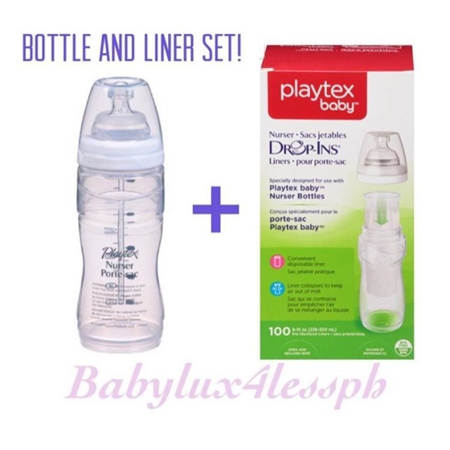 Playtex Baby Bottle Assortment Bottle Feeding Feeding