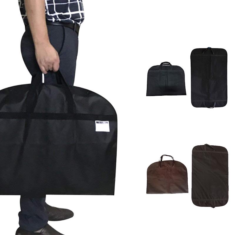 """100 X 60cm Suit Cover Carry Case Garment Carrier Clothes Travel Bag Foldable 40/"""""""