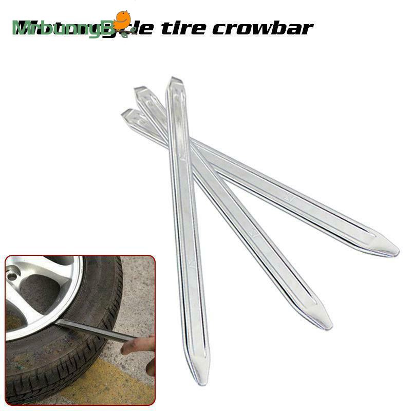 3Pcs Tire Trolley Bicycle Tire Crowbar Bicycle Tire Machine Tire Repair Tool