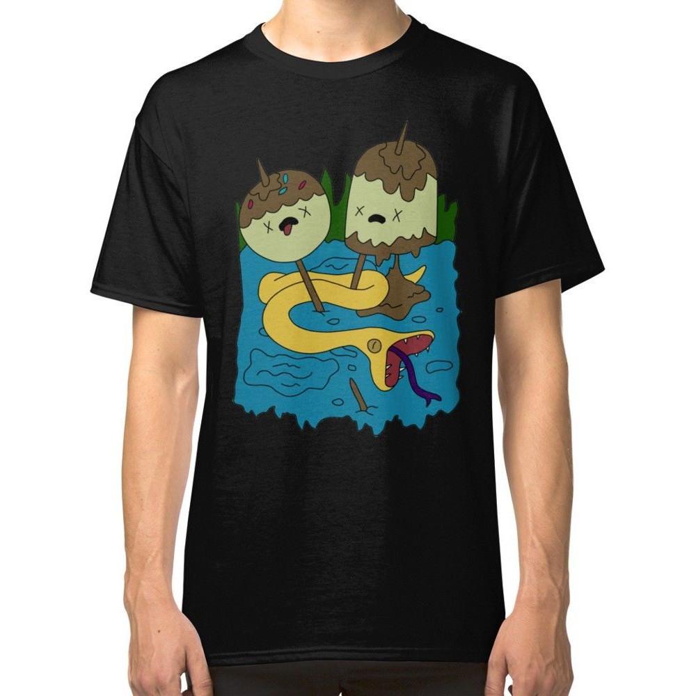 Mermaid Man-Eater Mens T-Shirt