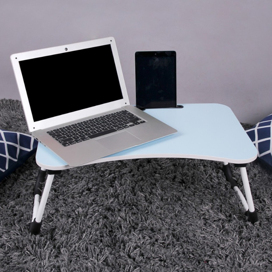 Homu Morgan Laptop Table With Ipad