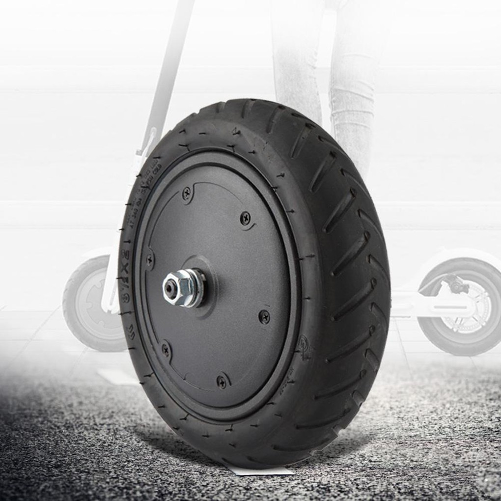 For Xiaomi M365 Pro Electric Scooter Black Rubber Inner Tube Front Wheel  Spare