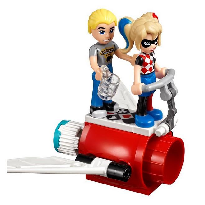 LEGO Super Hero Girls Steve Trevor Minifigure 41231 Mini Fig Doll