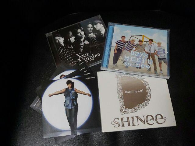 SHINEE/SM albums your number/1 and 1 | Shopee Philippines