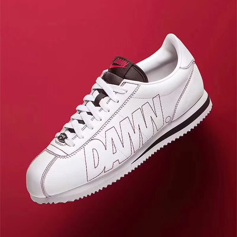 huge discount b86b9 199b6 linfafvip Ready Stock Ori Kendrick Lamar x Nike Cortez Kenny 1 Men shoes  Authentic