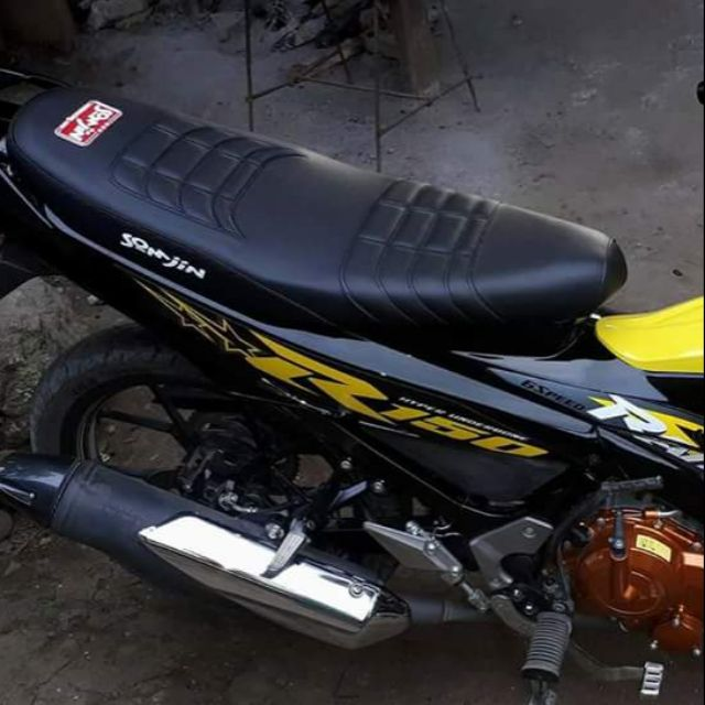 Raider 150 Somjin Flat Seat Assembly