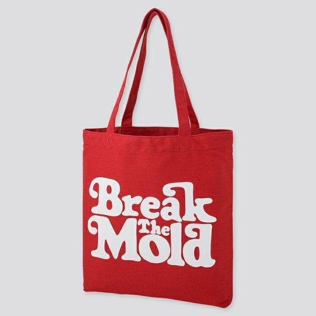 Uniqlo Break The Mold By Verdy Tote Bag