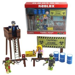 Roblox Classics Series 12 Figures Weapons 7cm Pvc Suite Dolls