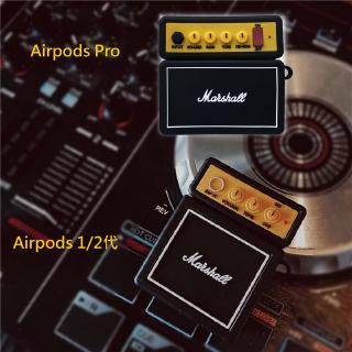 3d Retro Audio Full Cover Anti Crack Earphone Case Apple Airpods