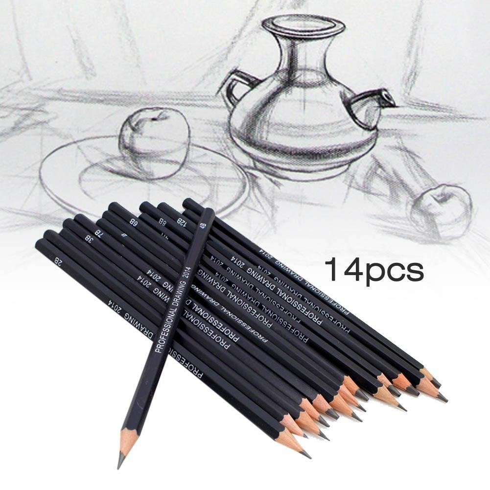 School Student Stationery Sketch Pencil Set For Drawing Tool