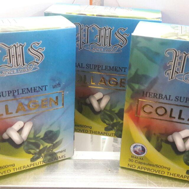PMS Collagen [30capsules] AUTHENTIC