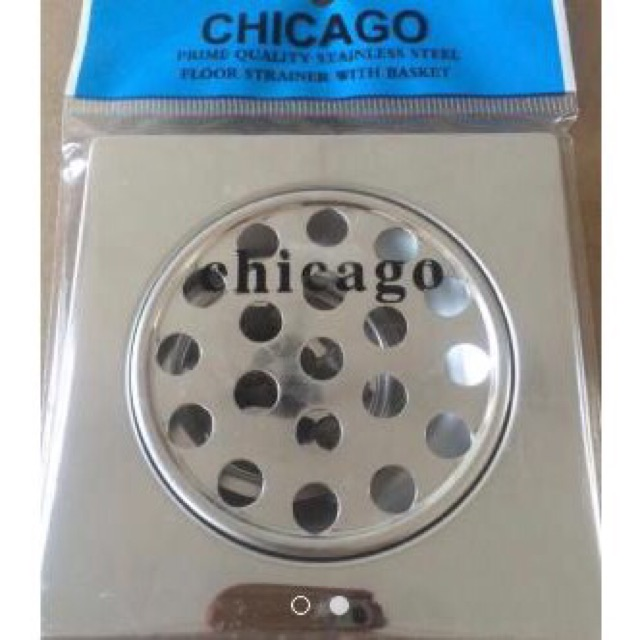 Chicago Floor Drain Strainer Sho