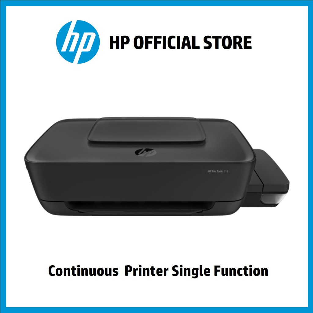 HP Ink Tank 115 Continuous Printer - Print only