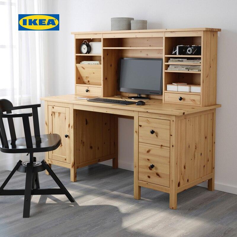 Ikea Hemnes Hannis Desk, Ikea Hemnes Secretary Desk