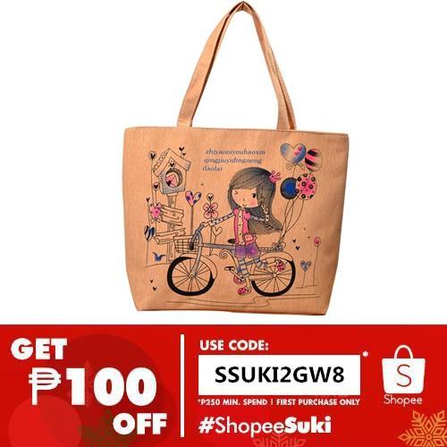 69486629ac2e LACOSTE L.12.12 CONCEPT HORIZONTAL LARGE ZIP TOTE BAG | Shopee Philippines