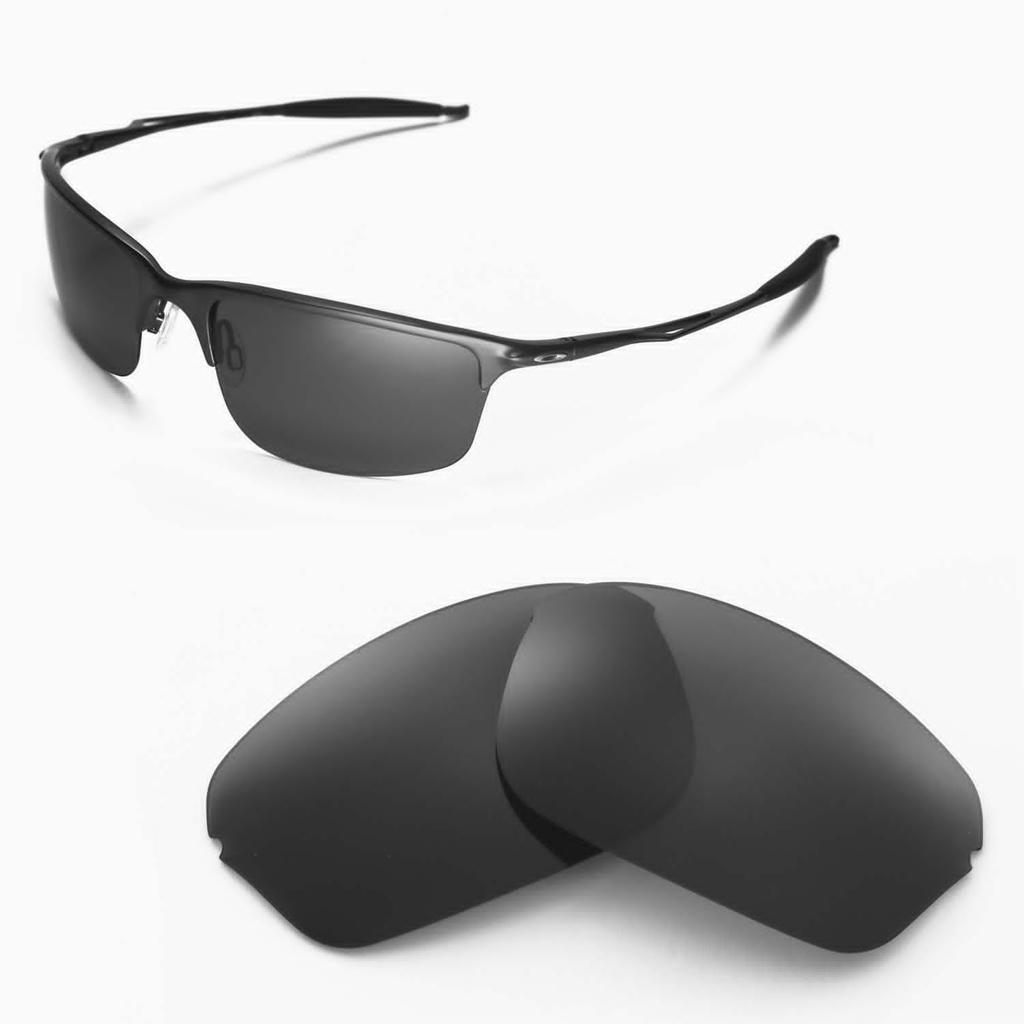 e0a7a63082a Walleva black POLARIZED lens for Tincan