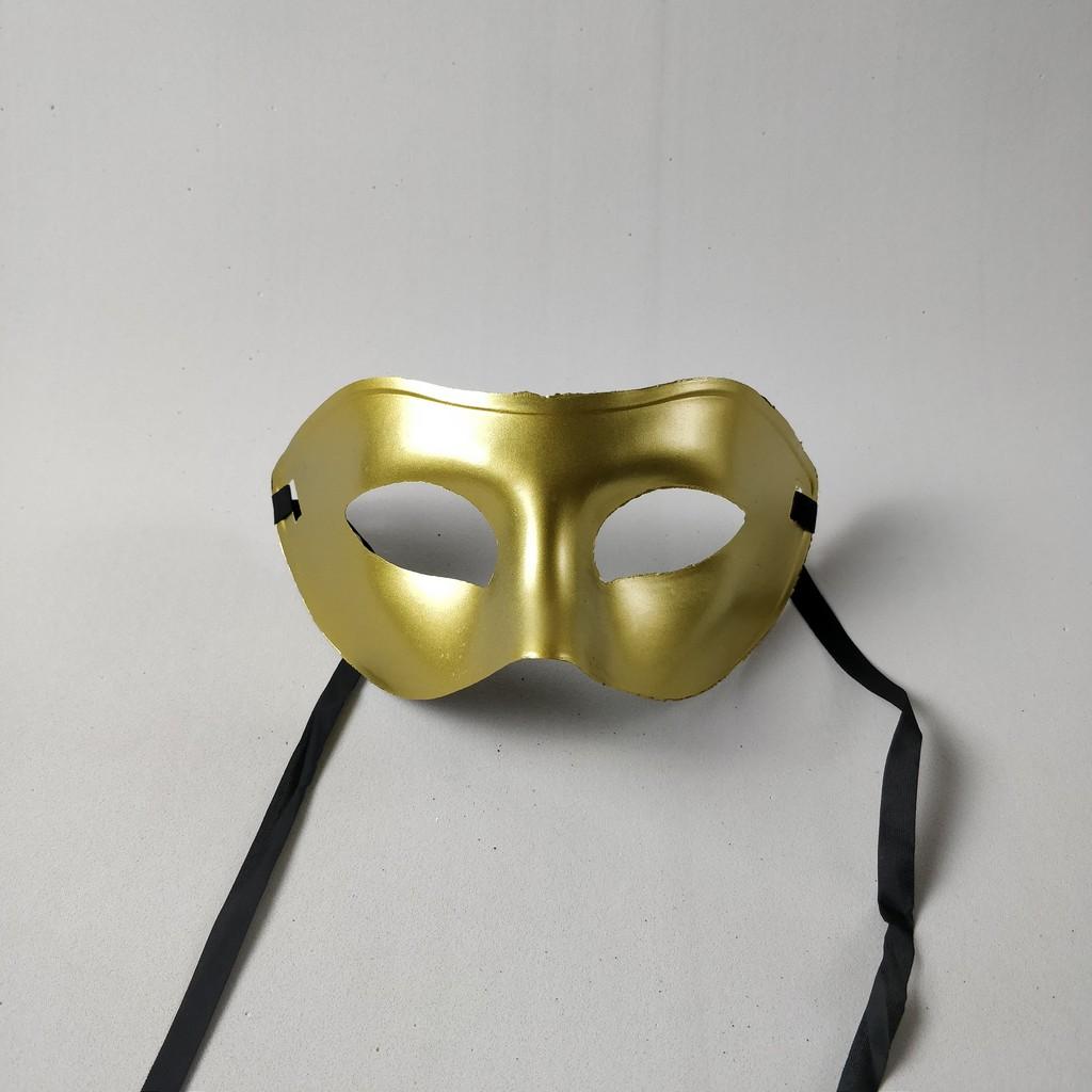 Men Classic Cosplay Half Face Venetian Style Masquerade Mask