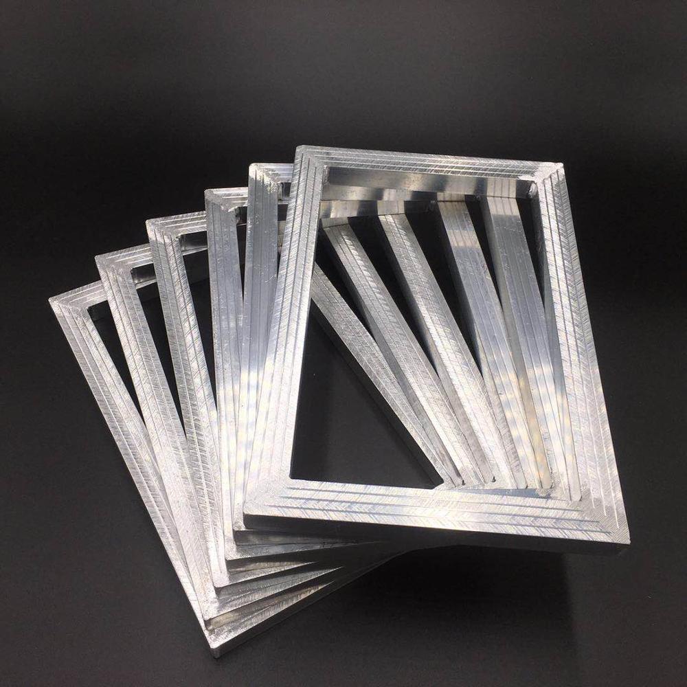 20x30cm 25cmx35cm 30x40cm Screen Printing Aluminum Frame Diy Silk Screen Printing Frame Shopee Philippines