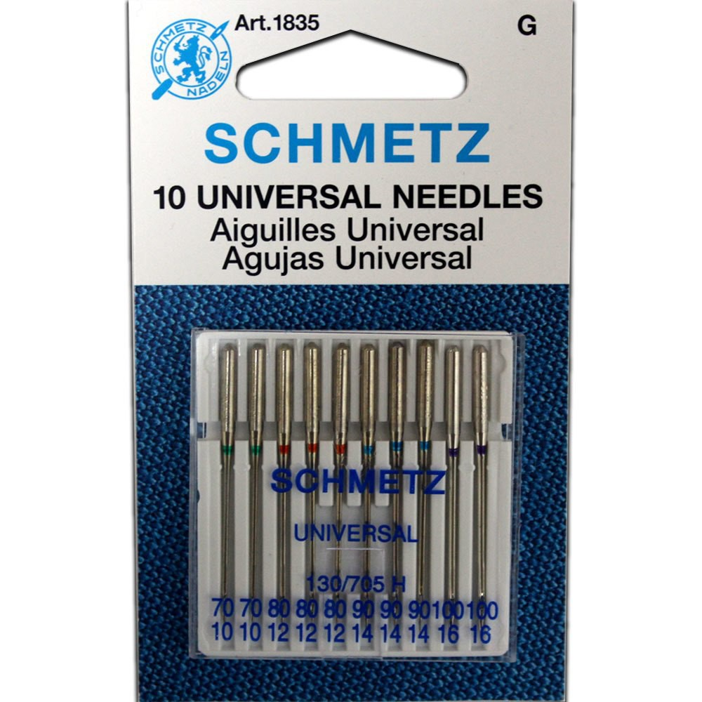 20 ORGAN SEWING MACHINE NEEDLES 100//16 FITS TOYOTA//JANOMESINGER//PFAFF//BROTHER +