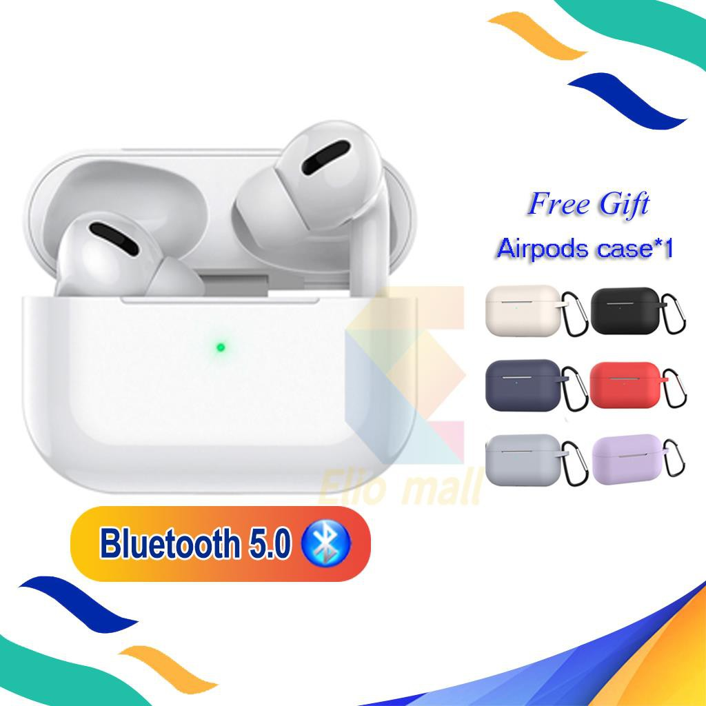 [COD] AirPods pro Bluetooth earphones TWS Touch Control Wireless Earphone stereo Earbuds air pods