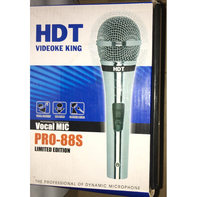 HDT PRO-88S Professional Microphone
