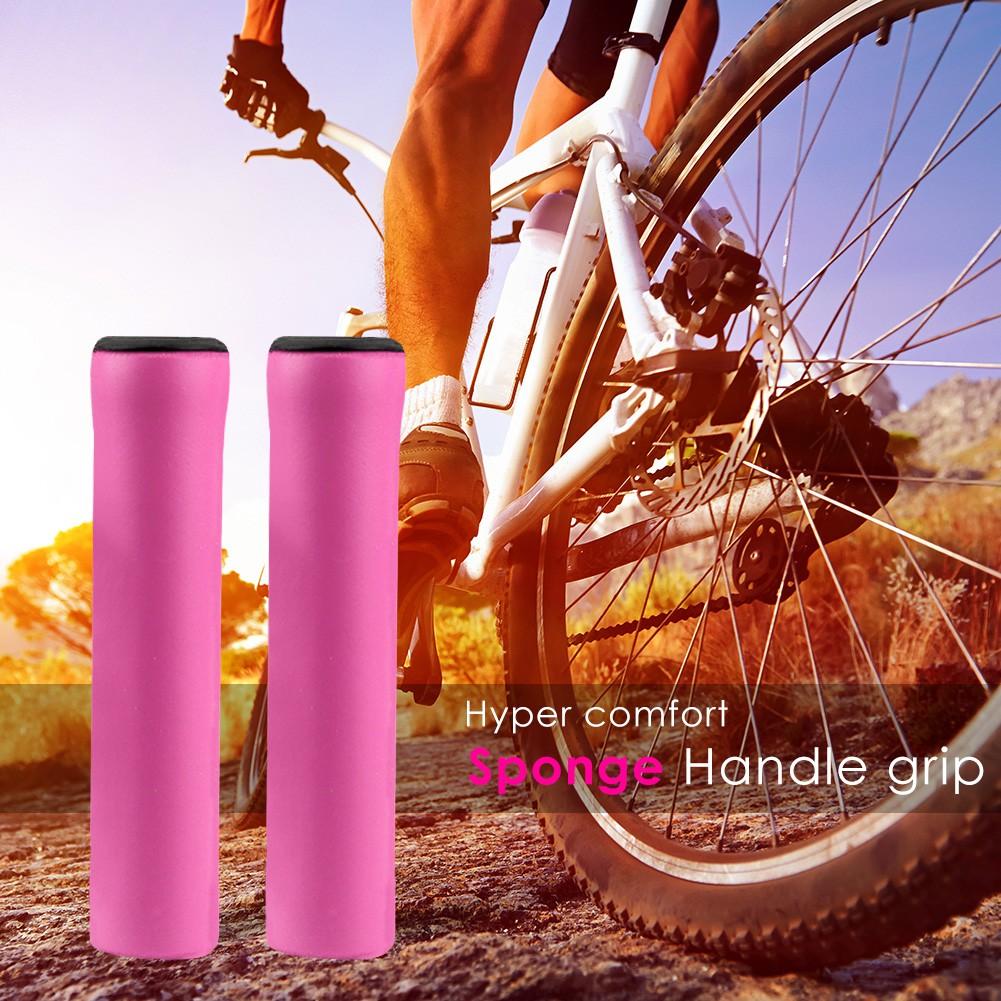 Camo Brake Bar Handlebar Soft Foam Sponge Grips For MTB Bike Bicycle Cycle