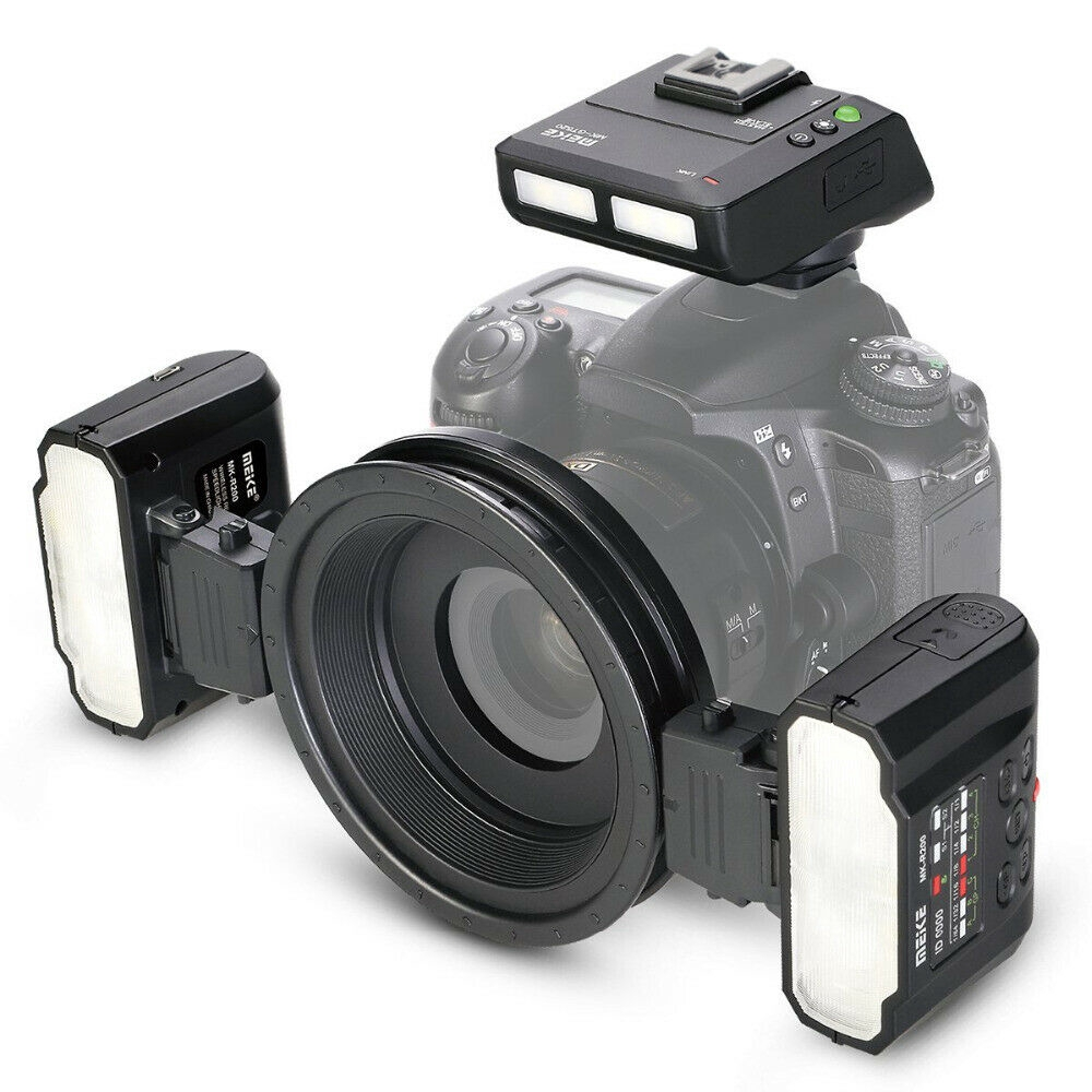 TTL 2.4G HSS Speedlight for Nikon DSLR Cameras for Nikon D800 D700 D7100 D7000 D5200 D5100 D5000 D300 D300S D3500 D3100 D3000 D200 D810 D610 D90 D750 Godox V1-N Round Head Camera Flash Speedlite