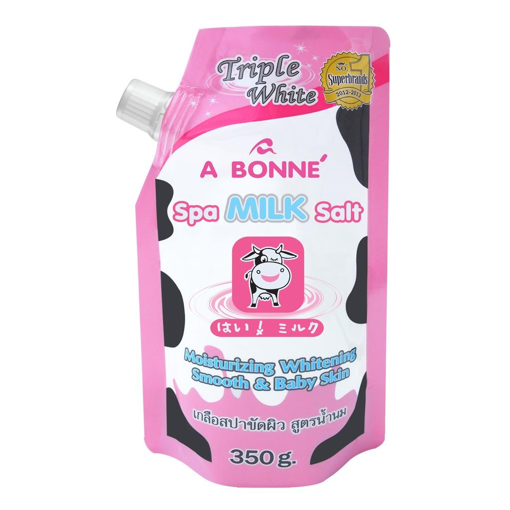 Abonne Spa Milk Salt (A014)
