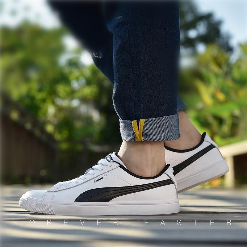 Ready stock Original Puma X BTS Court Star Sneakers Men s Women s shoes  couple  cb26b8915