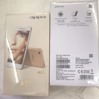 OPPO A37 Mobile Phone(Give a 16GB memory card)   Shopee