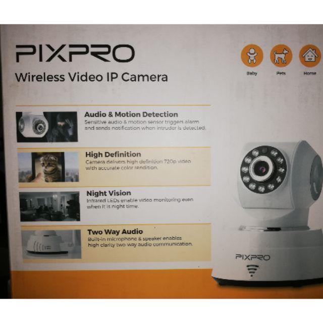 PIXPRO Wiress Video IP Camera